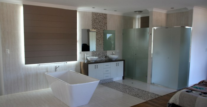 Shower Screens Malaga by MS Glass