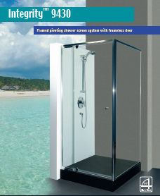 Integrity 9430 Shower Screen
