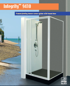Integrity 9410 Shower Screen Perth