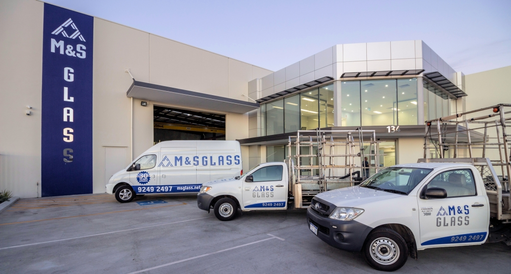 MS Glass - Glazing Malaga WA