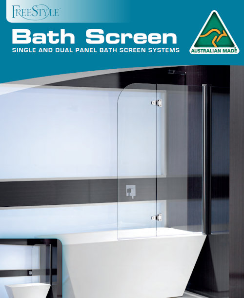Freestyle Bath Screen