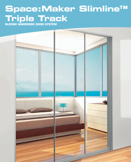 Slimline Triple Track